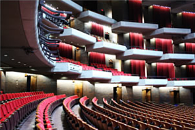 Tampa Bay Straz Performing Arts Center a great venue