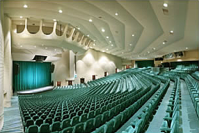 ruth eckerd hall popular place for concerts