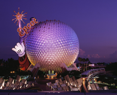 epcot center is one of the best theme parks close by