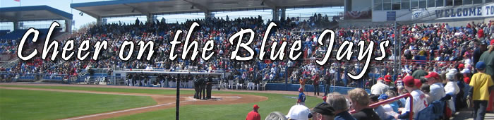 toronto blue jays spring training rv park florida