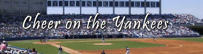 cheer on the new york yankees spring training rv park florida